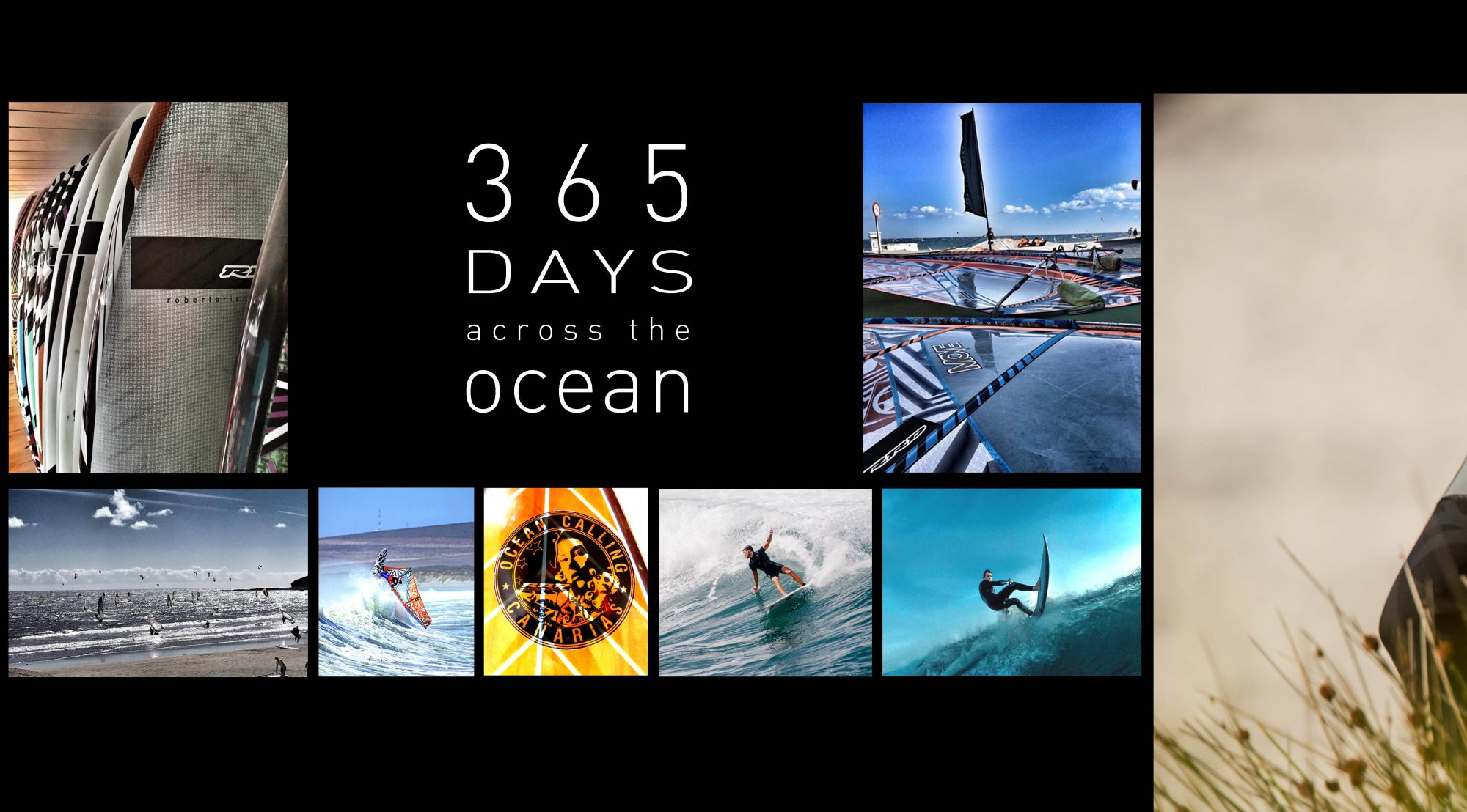 OCEAN CALLING Windsurf - El Medano